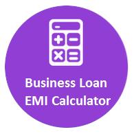 Business loans in Delhi EMI Calculator