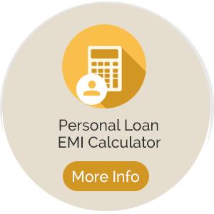 Persoanl Loan EMI Calculator