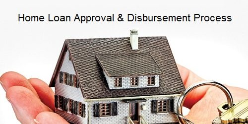 Home Loan disbursement process